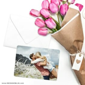 Dublin Nb Save The Date Cards With Envelope