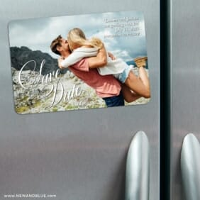 Dublin Nb1 3 Refrigerator Save The Date Magnets