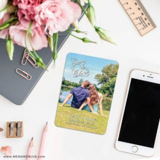Amsterdam Nb 7 Wedding Save The Date Magnets