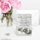 With This Ring Nb 6 Wedding Save The Date Magnets