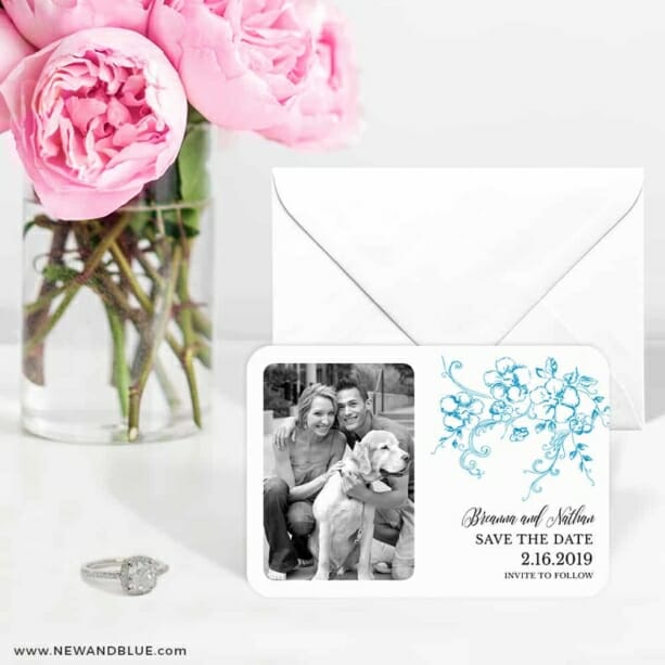 Abbey Road Nb 6 Wedding Save The Date Magnets
