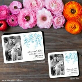 Abbey Road Nb 2 Save The Date Magnet Classic And Petite Size