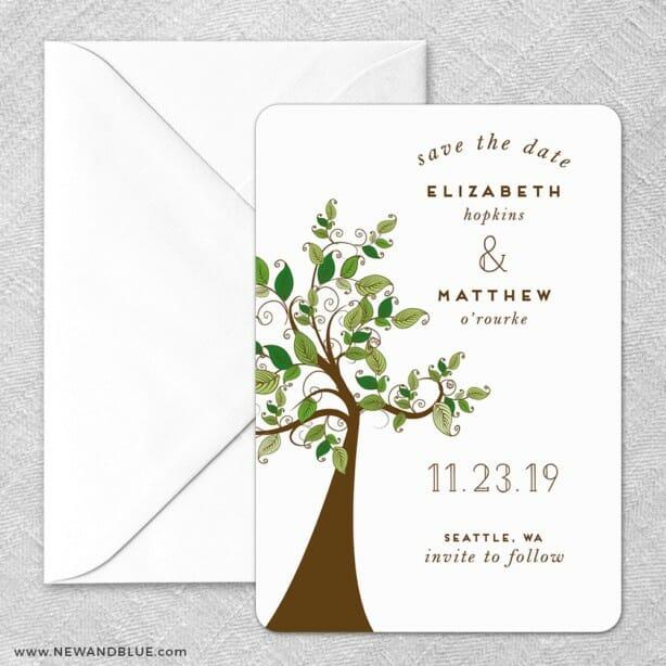 Wedding Tree Nb Classic Size