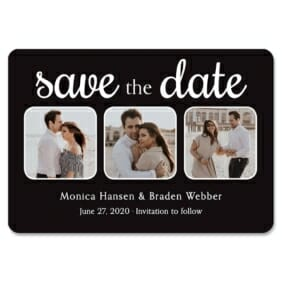 Live And Laugh Nb 1 Save The Date Magnets