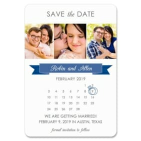 Calendar Collage Nb 1 Save The Date Magnets