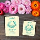 Aloha Nb 2 Save The Date Magnet Classic And Petite Size