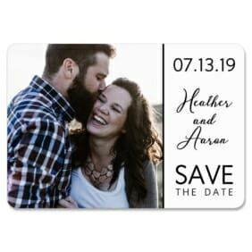 At Last Nb 1 Save The Date Magnets