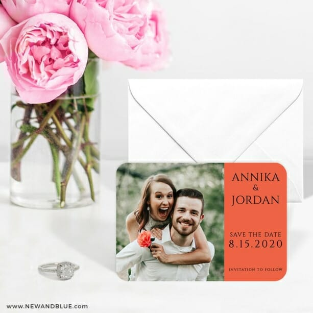 Dreams Nb 6 Wedding Save The Date Magnets