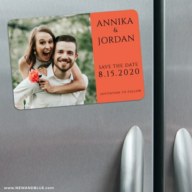 Dreams Nb 3 Refrigerator Save The Date Magnets