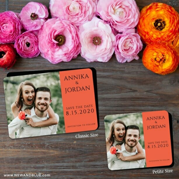 Dreams Nb 2 Save The Date Magnet Classic And Petite Size