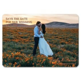 Countryside Nb 1 Save The Date Magnets