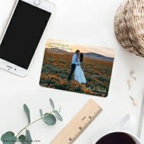 Countryside Nb 7 Wedding Save The Date Magnets
