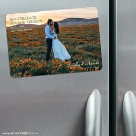 Countryside Nb 3 Refrigerator Save The Date Magnets