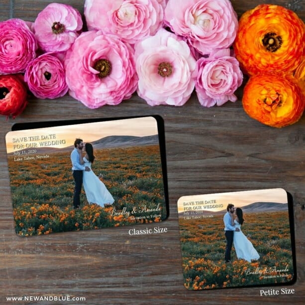 Countryside Nb 2 Save The Date Magnet Classic And Petite Size