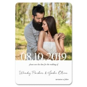 Bask In Love Nb2 1 Save The Date Magnets