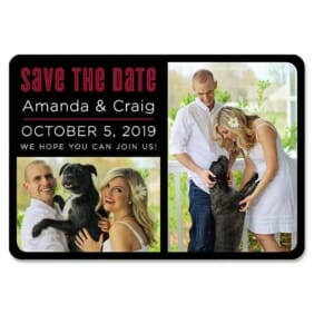 Soulmate Nb 1 Save The Date Magnets