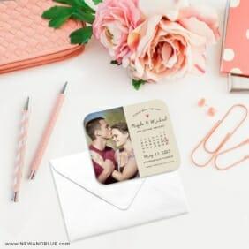 Sweetheart Calendar Nb1 4 Petite Size Magnet