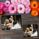 Love And Thanks 2 Save The Date Magnet Classic And Petite Size