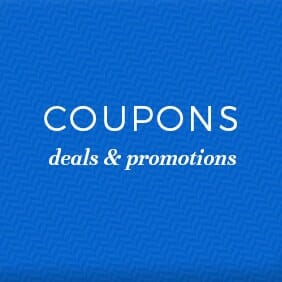 Coupons Deals And Promotions By New And Blue