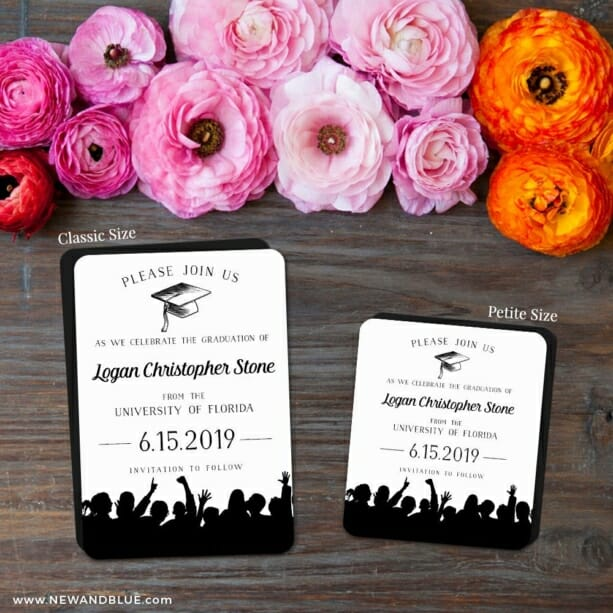 Valedictorian Nb 2 Save The Date Magnet Classic And Petite Size