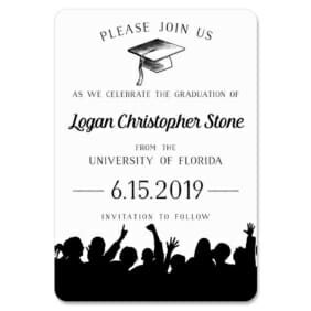 Valedictorian Nb 1 Save The Date Magnets