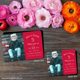 Happy Birthday 2 Save The Date Magnet Classic And Petite Size