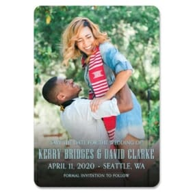 Vignette Nb 1 Save The Date Magnets