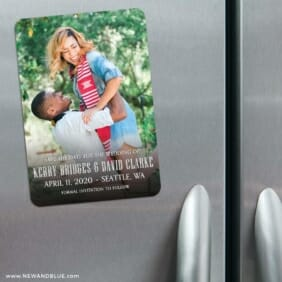 Vignette Nb 3 Refrigerator Save The Date Magnets