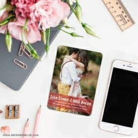 Breckenridge Nb1 7 Wedding Save The Date Magnets