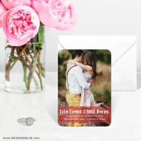 Breckenridge Nb1 6 Wedding Save The Date Magnets