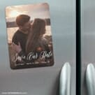Together Forever 3 Refrigerator Save The Date Magnets