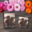 Together Forever 2 Save The Date Magnet Classic And Petite Size