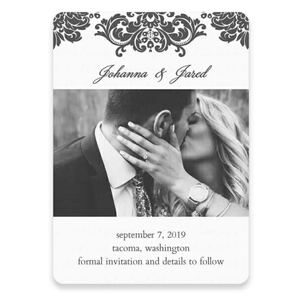 Napa Nb Save The Date Postcards
