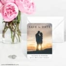 Cherished 6 Wedding Save The Date Magnets
