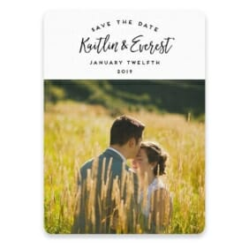 Our Special Love Save The Date Postcards