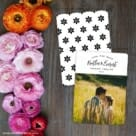 Our Special Love Save The Date Card With Back Printing