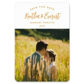 Our Special Love 1 Save The Date Magnets