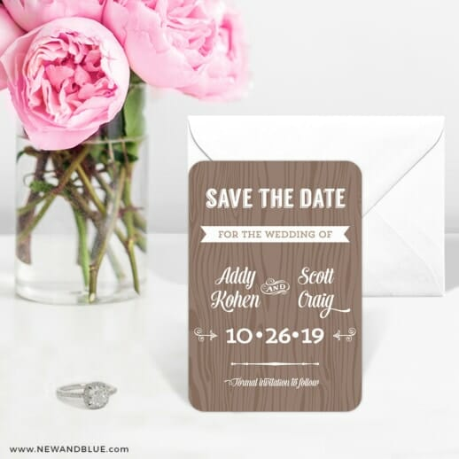 Soho Nb 6 Wedding Save The Date Magnets