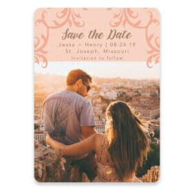 Isabella Nb Save The Date Postcards