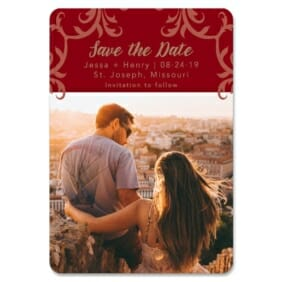Isabella Nb 1 1 Save The Date Magnets