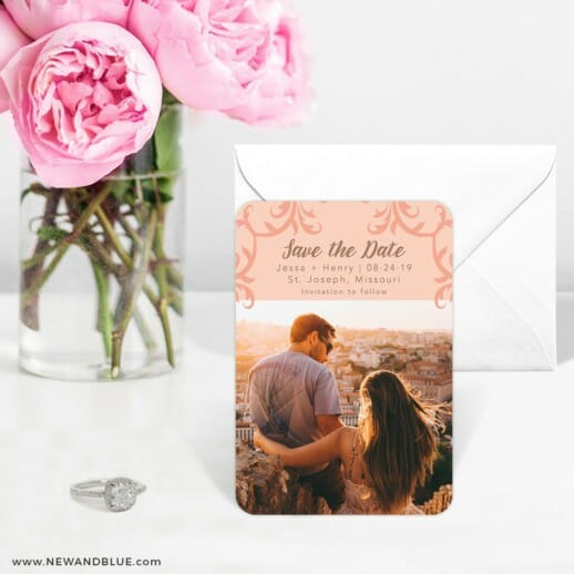 Isabella Nb 1 6 Wedding Save The Date Magnets