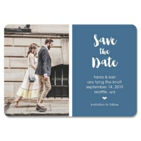 Summer Love Nb 1 Save The Date Magnets