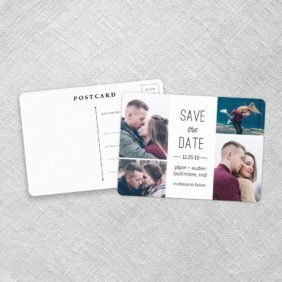 Baltimore Save The Date Postcards Fb