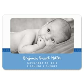 Baby Love1 Nb 1 Save The Date Magnets