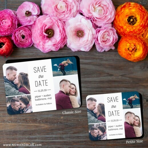 Baltimore4 2 Save The Date Magnet Classic And Petite Size