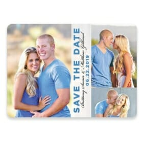 Relish The Moment Save The Date Postcards