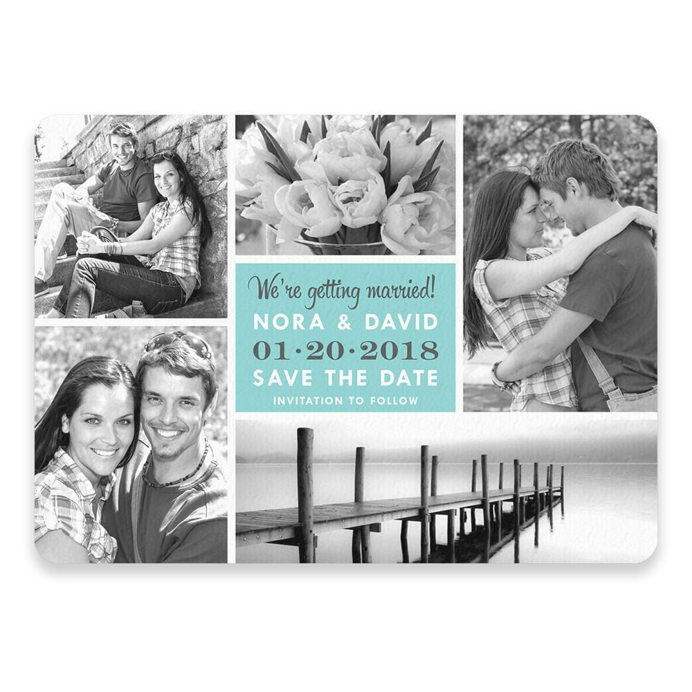 Moments Save The Date Postcards