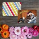 Marry Marry Save The Date Card With Back Printing