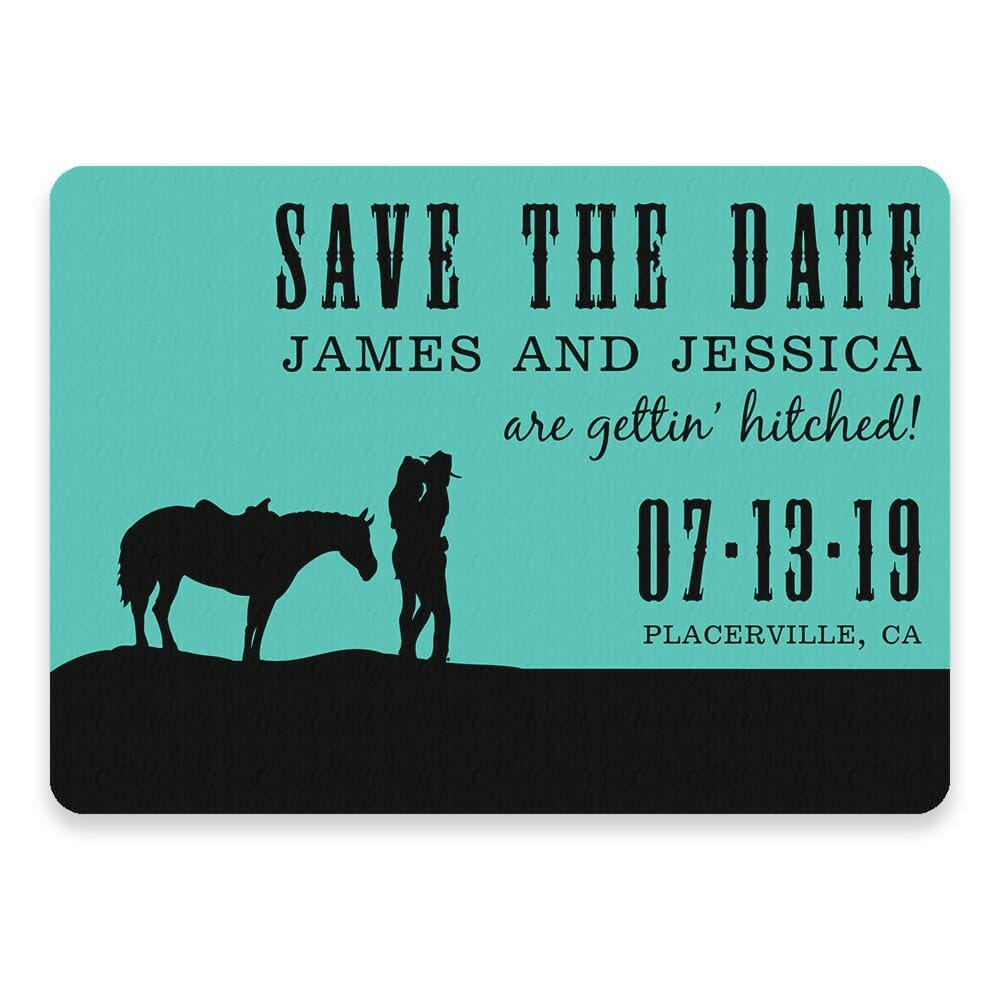 Hitched Save The Date
