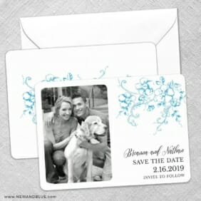 Abbey_road Save The Date Wedding Card